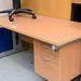 Straight desk E165