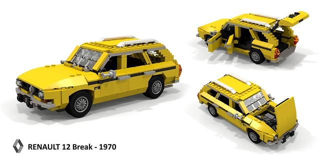Renault 12 Break (1970)