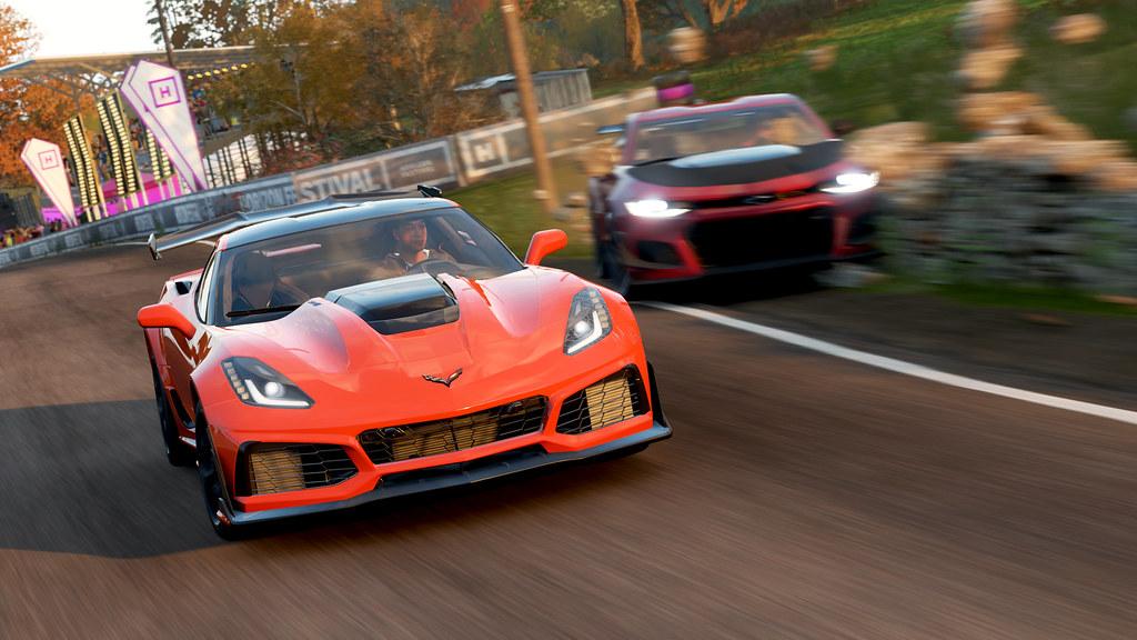 Corvette Zr1 Vs Camaro Zl1 Future Sky Flickr