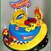 Cake Hotwheels DARRELL 18 cm