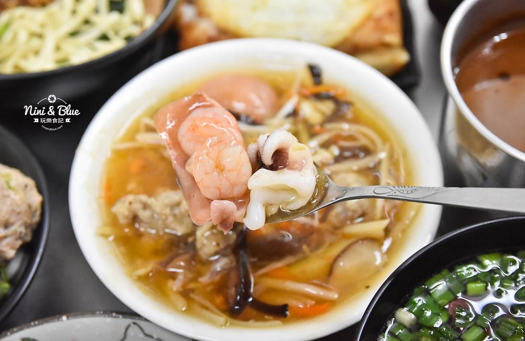 立偉麵食 菜單 太原路 第二市場22