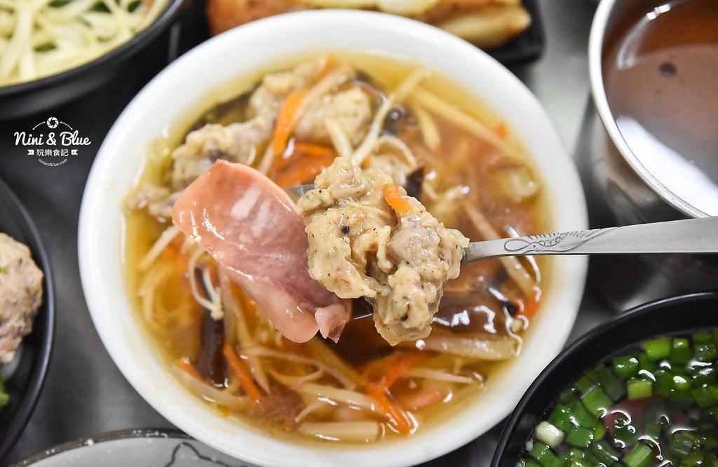 立偉麵食 菜單 太原路 第二市場21