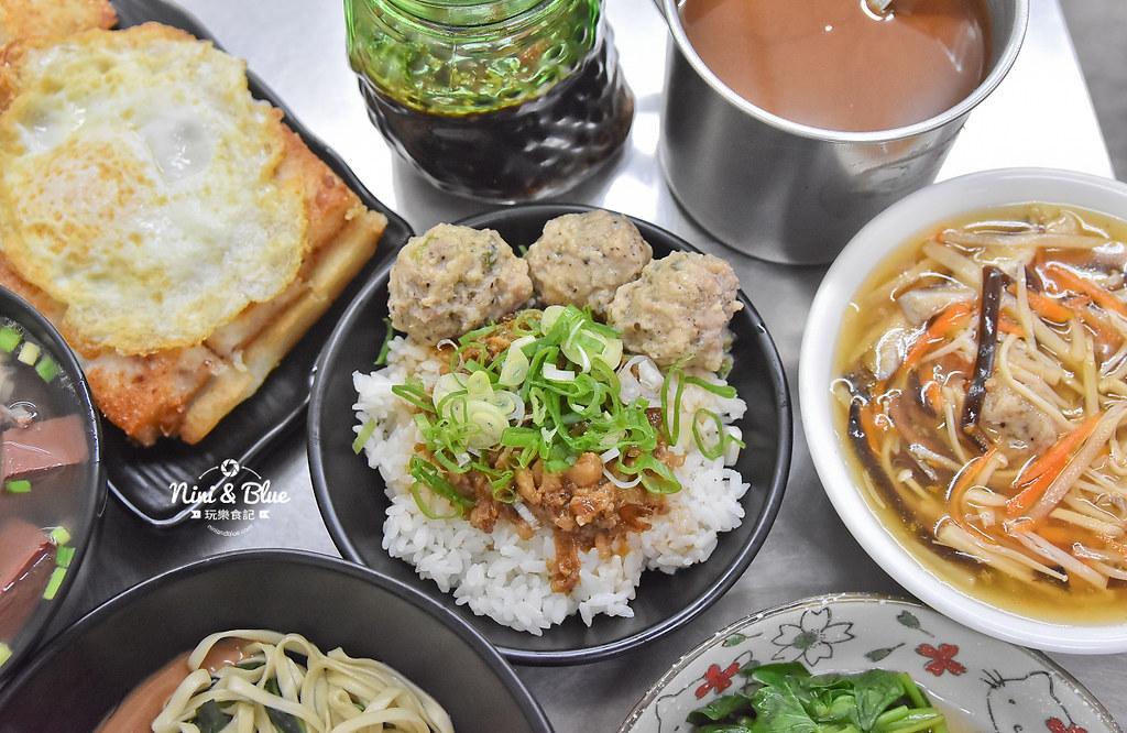 立偉麵食 菜單 太原路 第二市場16