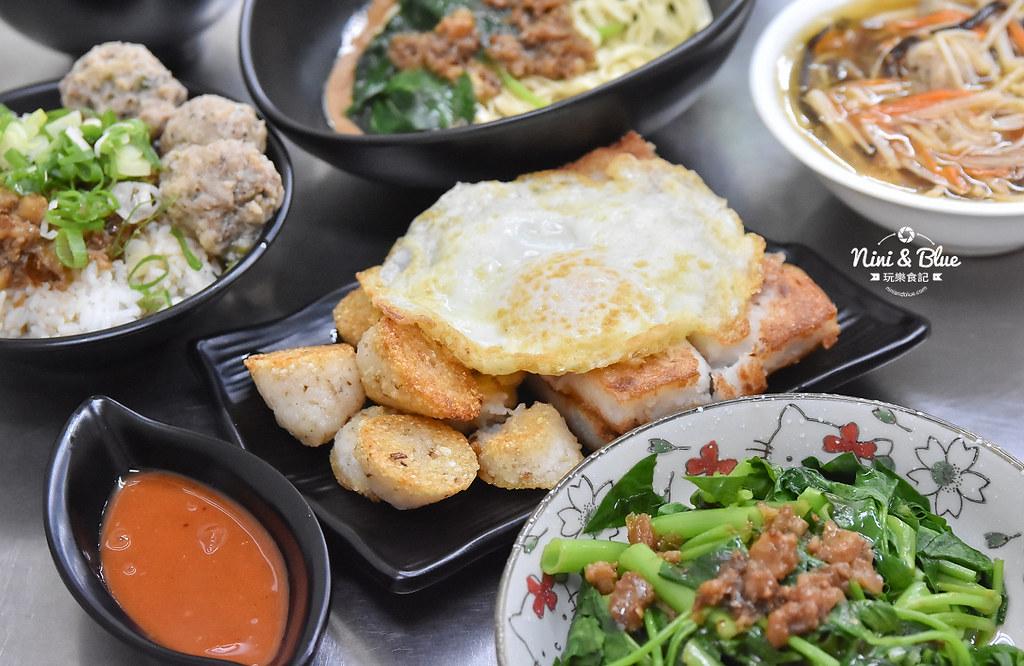 立偉麵食 菜單 太原路 第二市場14