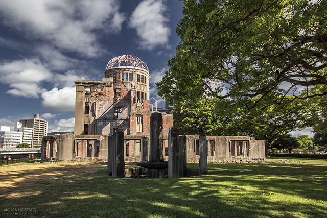 Atomic Bomb Dome Memorial Building - Hiroshima (Japan)