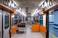 Istanbul Metro - Line 1 cabin 002