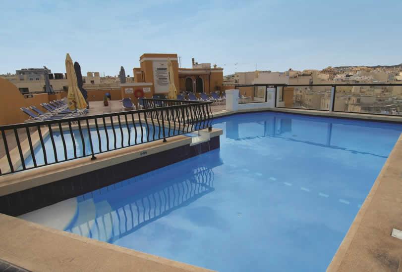 Malta met kinderen, Sunseeker Holiday Complex