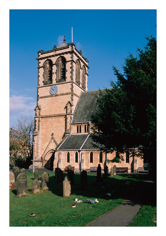 FILM - St. Mary's Church, Boston Spa