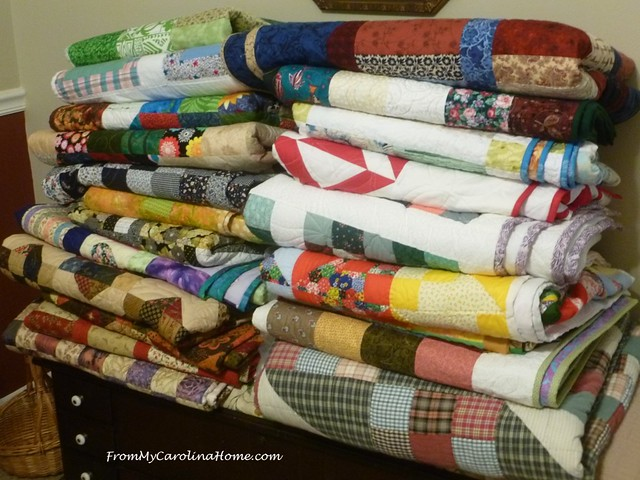 Quilty Road Trip at FromMyCarolinaHome.com