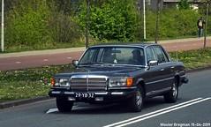 Mercedes W116 280SE 1977