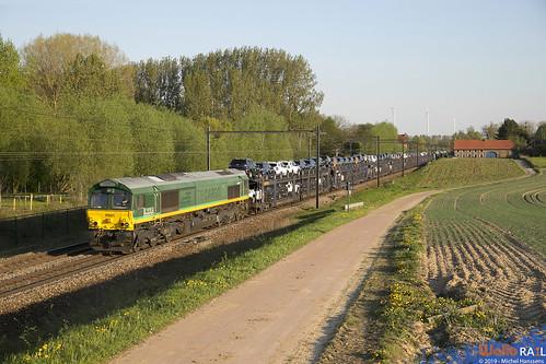 PB 01 RTB Cargo . Z 65902 . Alt-Hoeselt . 20.04.19.