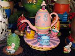 Mad Tea Party Easter Eggg