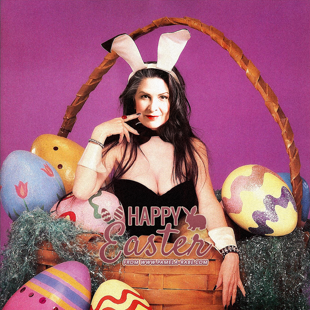 Pamela Rabe | Happy Easter