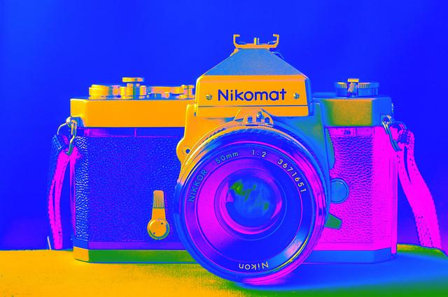 Pop Art - infrared - HSS!