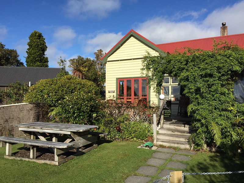 Stewart Island things to do - Church Hill Restaurant