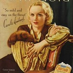 Sun, 2019-04-21 10:52 - Cigarettes Old Gold Carole Lombard America's Smoothest Cigarette