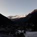 Západ slunce z Feichtenu