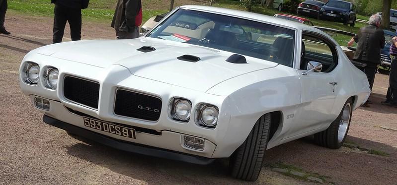 Pontiac 400 CI 1970 l'autre GTO 40692006773_6686c7c422_c