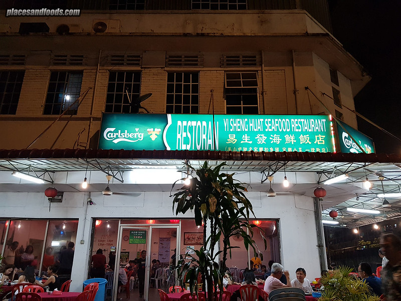 restoran yi sheng huat