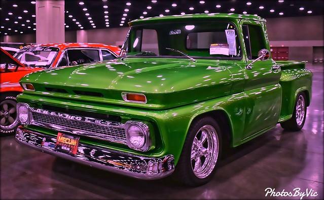 '63 Chevy Stepside