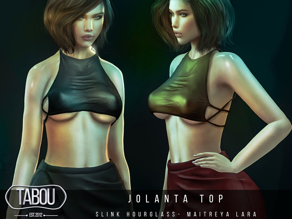 Jolanta Top @ N21 - TeleportHub.com Live!