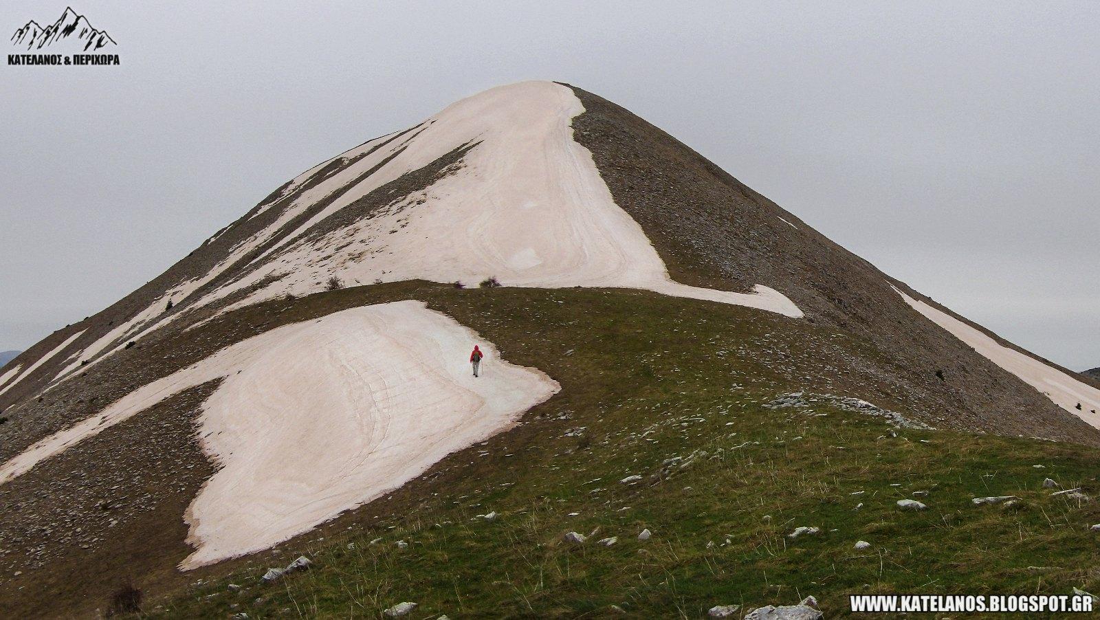 χιονουρες ανοιξη βουνο