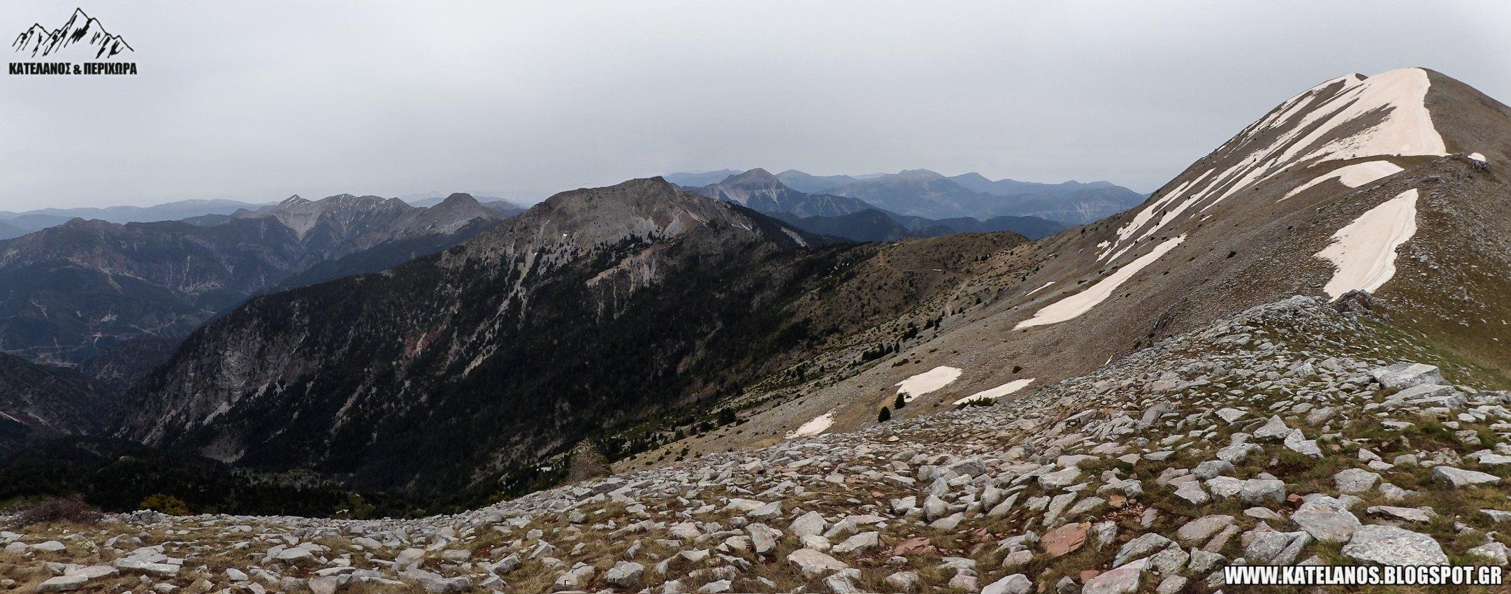 ανατολικο παναιτωλικο οροσειρα