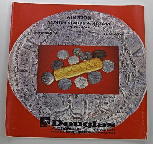 NUESTRA SENORA DE ATOCHA COINS - GOLD