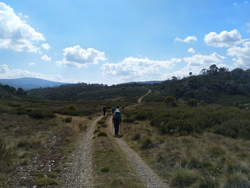 Road to Paton Hut