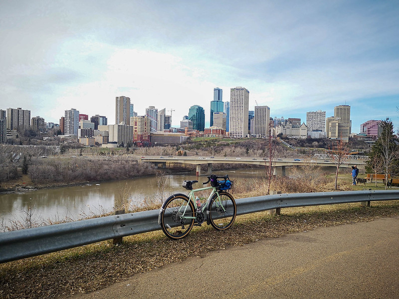 Edmonton valley ride