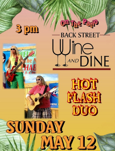 Hot Flash Duo 5-12-19