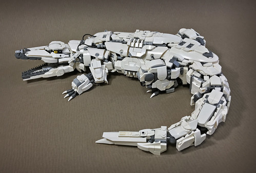 LEGO Mecha Crocodile Mk2-03