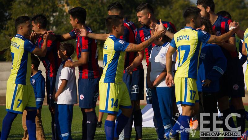 Deportes Iberia 0 - A.C. Colina 1