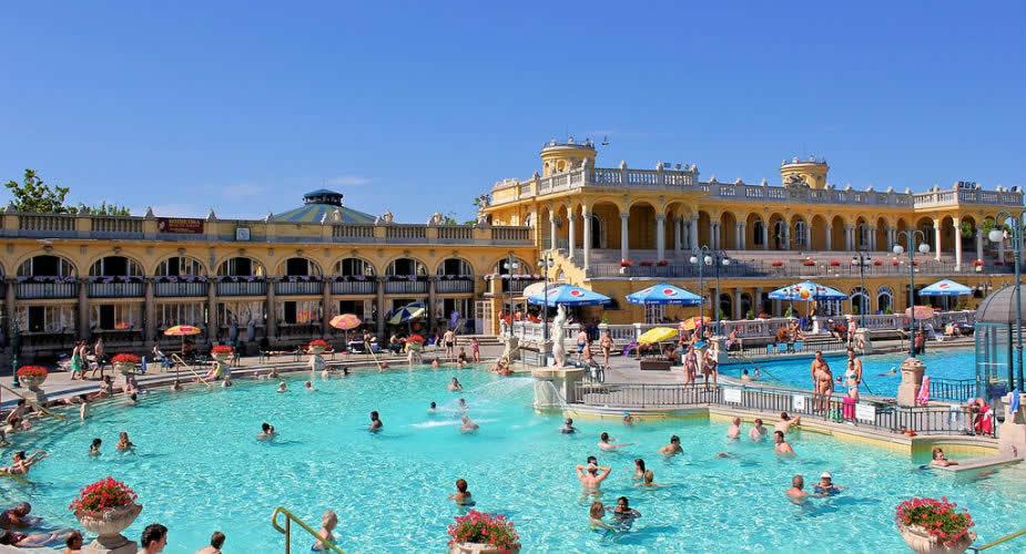 Bezienswaardigheden Boedapest: de thermale baden | Mooistestedentrips.nl
