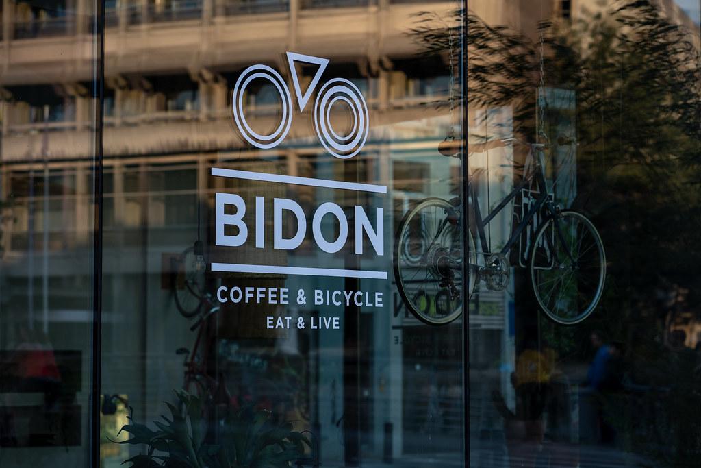 BIDON Coffee&Bicycle