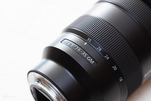 豁然開朗的片刻中:Sony FE 16-35mm F2.8 GM | 02