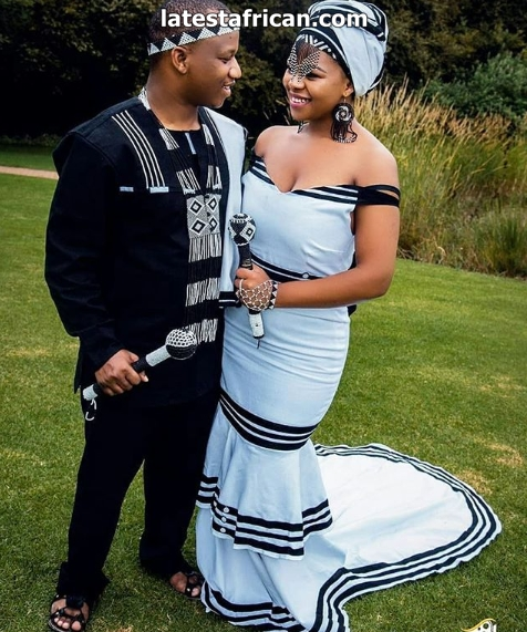 Traditional Xhosa Dresses Wedding For The Bride