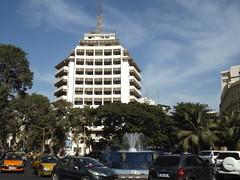 Place de Washington, Dakar, Senegal