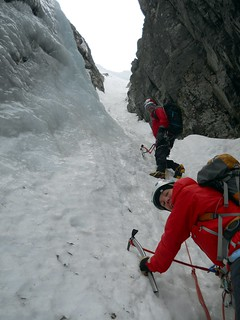 Number Two Gully Ben Nevis (Grade 2)