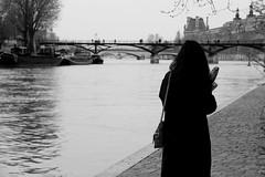 Paris: le Pont des Arts
