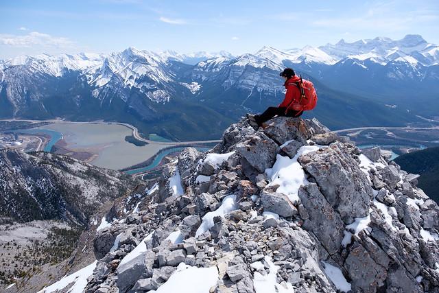 Scrambles - Gap Peak-10