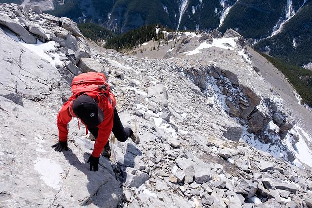 Scrambles - Gap Peak-9