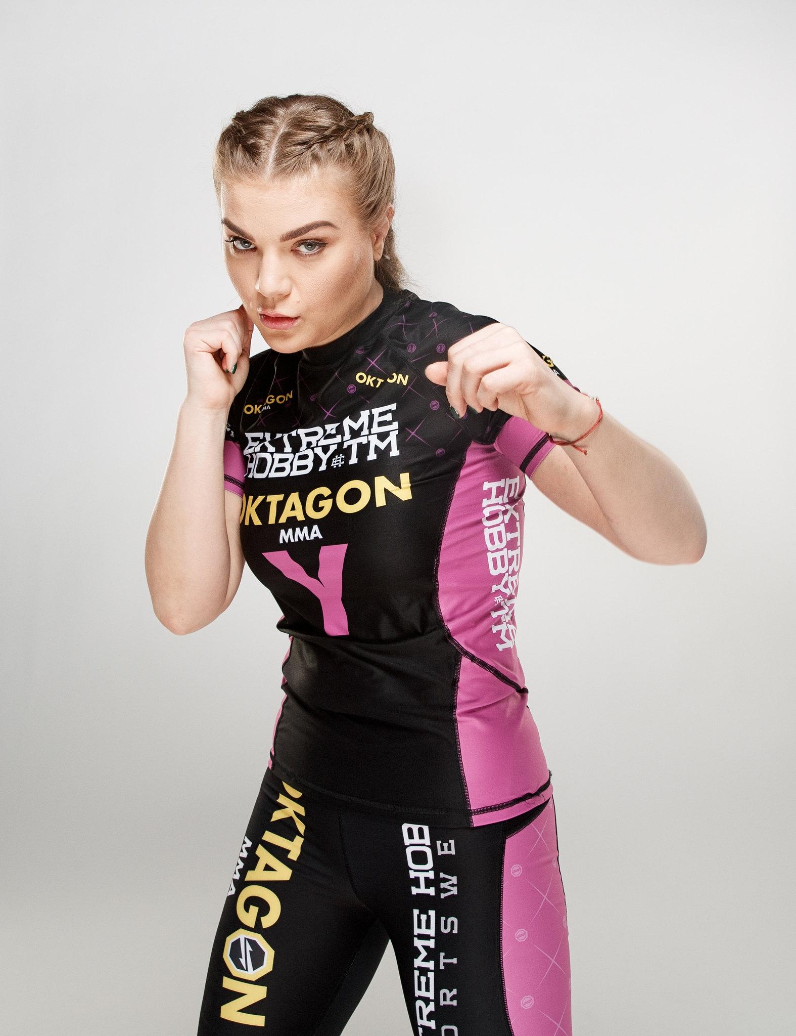 MMA OKTAGON, Petra Batthyanyová