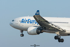 A330-200 - Air Europa - David Bisbal