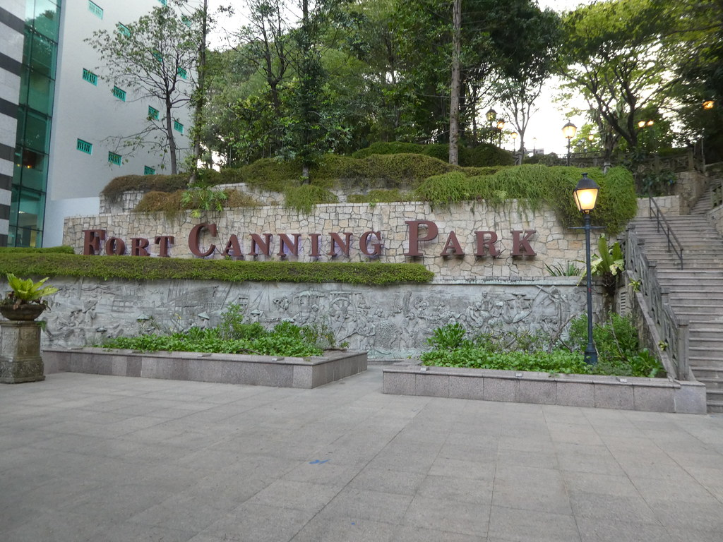 Fort Canning Park, Singapore