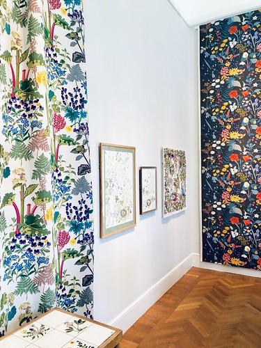 thielska galleriet museum, jobs exhibition, stockholm, sweden, april 2019