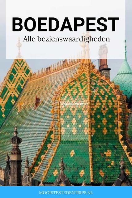 Alle bezienswaardigheden Boedapest, bekijk de complete lijst | Mooistestedentrips.nl