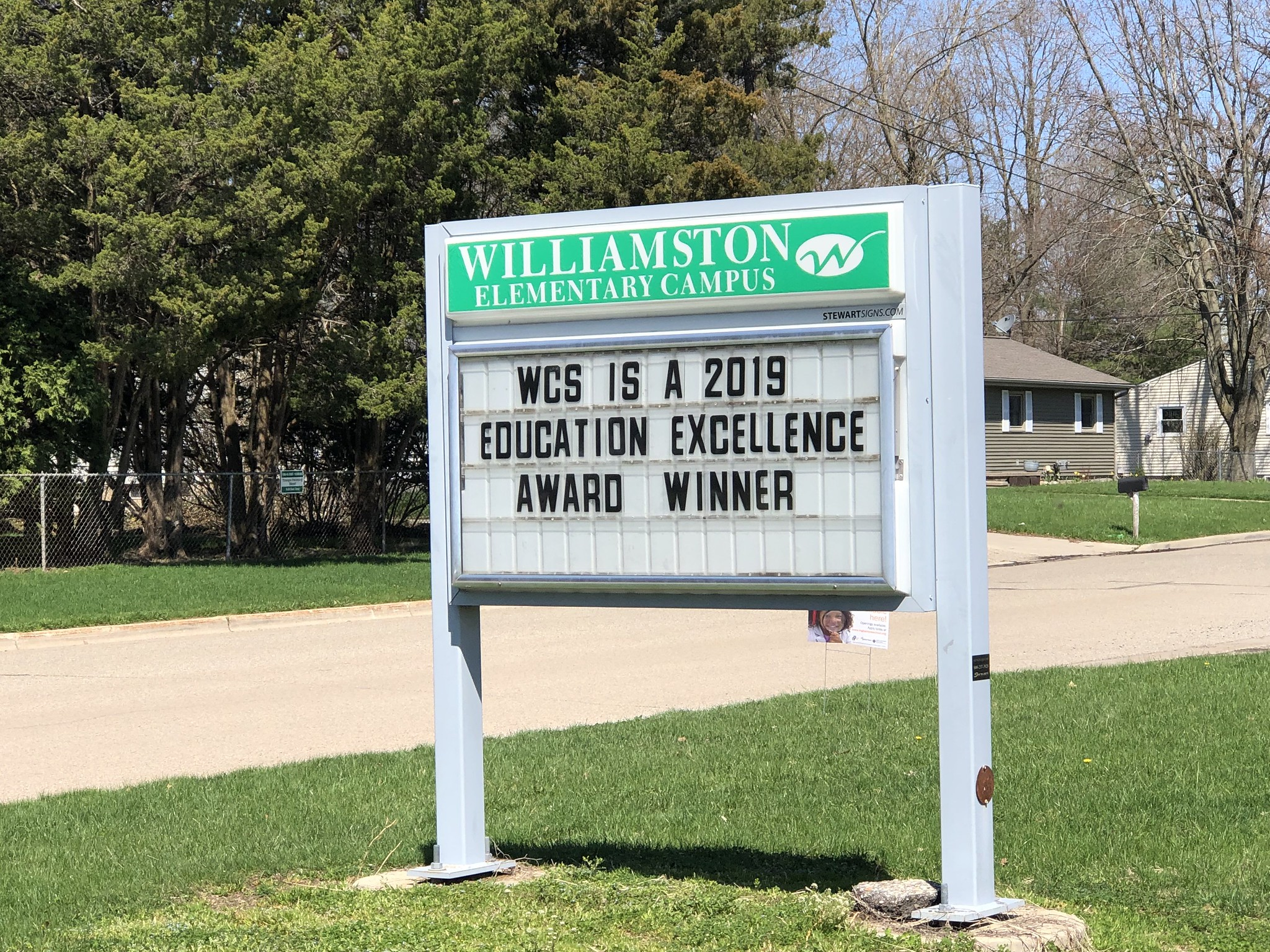 Williamston School District Continues STEAM Initiative