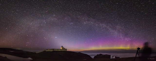 Strathy Point Panorama