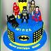 Cake DC Superhero MIRZA 20 cm